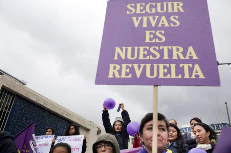 1. Marcha 8 de marzo Quito