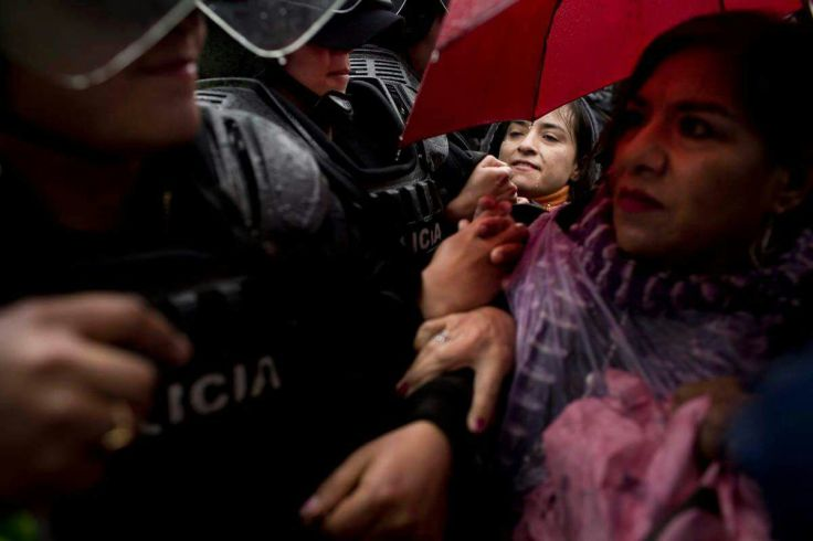 5. Marcha 8 de marzo Quito