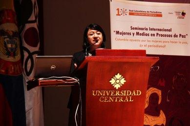Gloria Castrillón - directora editorial Colombia 2020 El Espectador