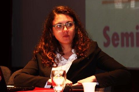 María Cidón - El Salvador