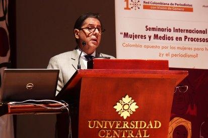 Martín Santiago, Coordinador residente de Naciones Unidas en Colombia