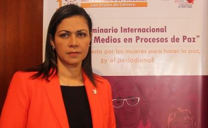 Martha Ordoñez Vera - Consejera presidencial para la equidad de la mujer - copia