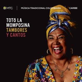 Toto_La_Momposina-Tambores_Y_Cantos-Frontal