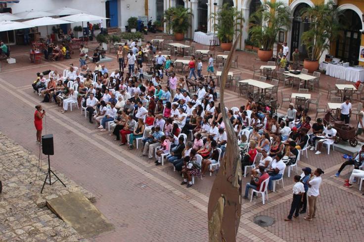 AtriodelosGentiles. Cartagena