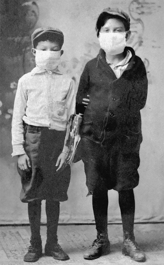 La vida en tiempos de pandemia.